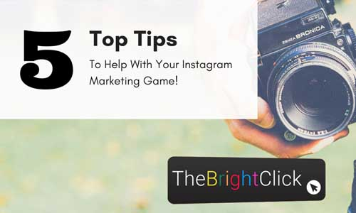 5 tips for Instgram