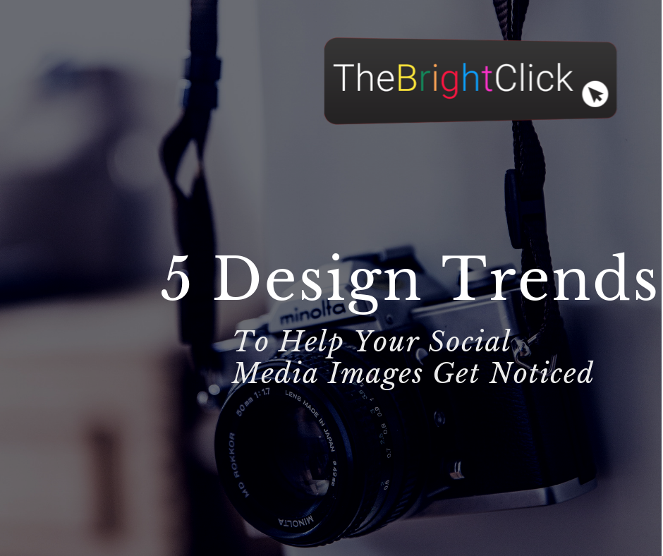 Design trends for social media images