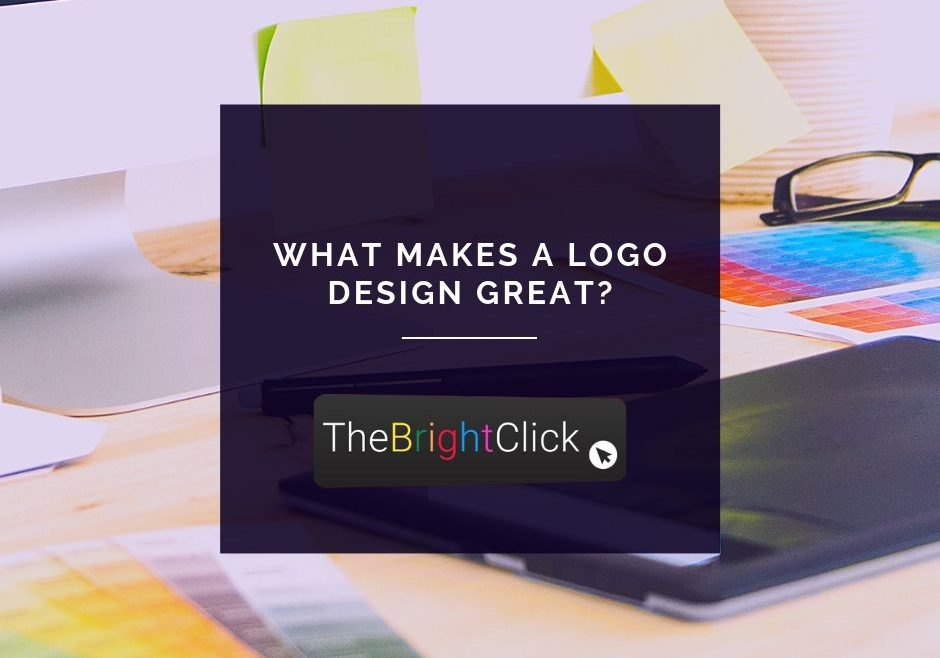 What makes a great logo