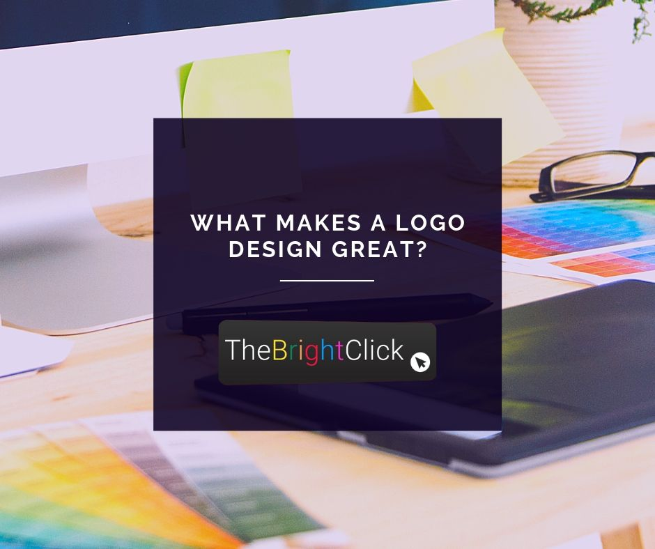What Makes A Logo Design Great?